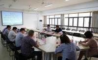 柳州市两化融合促进中心到鹿山学院开展产教融合工作交流