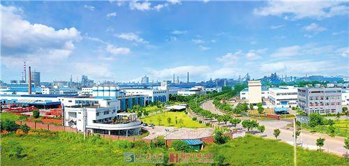 白露工业园小微企业创业创新示范基地
