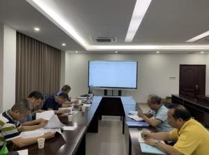 柳州市中小企业服务中心开展项目验收工作