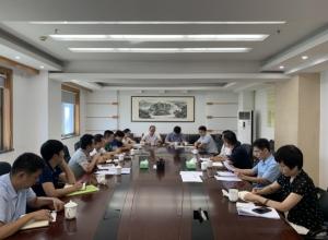 """我市各相关部门开展""""柳州企业信用信息服务平台""""机构调研"""