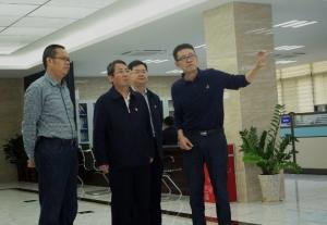 """吴炜市长率队到我中心开展""""不忘初心、牢记使命""""主题教育基层调研活动"""