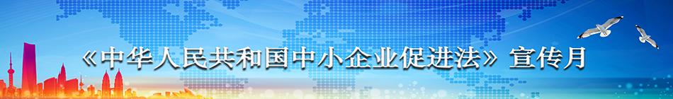 《中华人民共和国中小企业促进法》宣传月